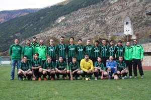 Sektion Fussball des ASC Laas, 1. Mannschaft.