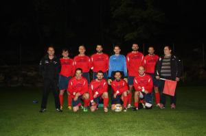Sektion Fussball des ASC Laas, Kleinfeld.