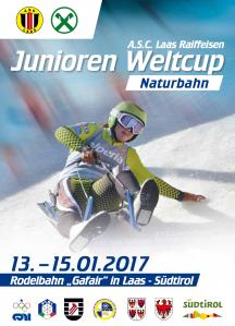 Junioren Weltcup Naturbahn Rodeln, 13.-15.01.2017, Laas (BZ)